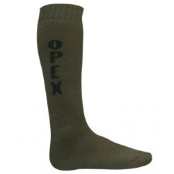 Equipement Militaire Chaussettes mi-bas Opex grand froid vert - CHGF - Chaussettes