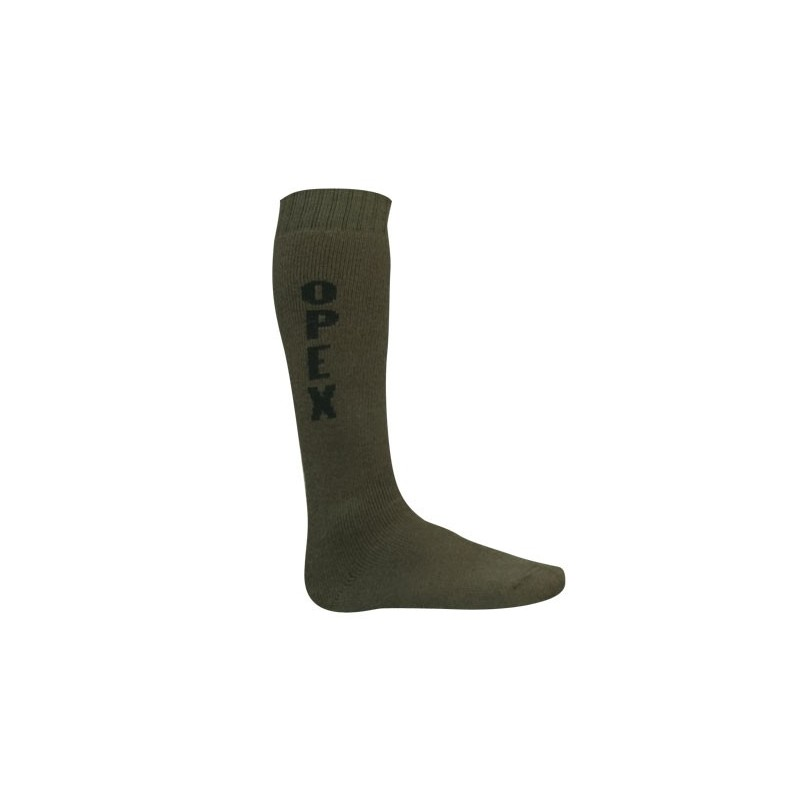 Chaussettes mi-bas Opex grand froid vert - CHGF - OUTDOOR