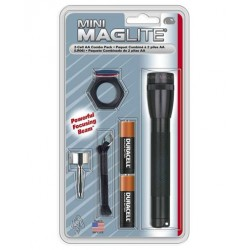 Equipement Militaire Combo Maglite pack noir - MAGCOM - OUTDOOR