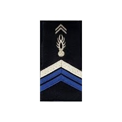 "Fourreau gendarme adjoint plastifié "" Brigadier Chef"" - FGAPBRIGCH - SECURITE"