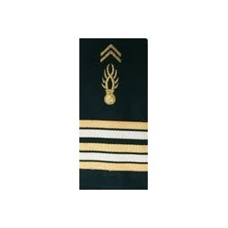"Equipement Militaire Fourreau gendarmerie mobile souple "" Lieutenant-Colonel "" - FGDMBLCOL - SECURITE"
