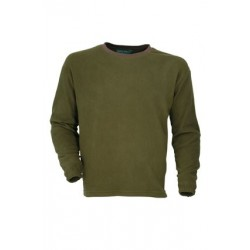 Sweat-shirt polaire vert militaire - TR1537 - OUTDOOR