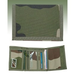 Equipement Militaire Porte-feuille OPEX camouflage ce - PFPOC - OUTDOOR