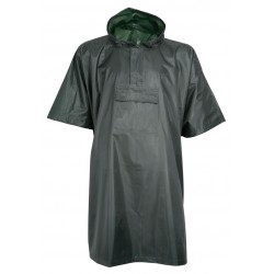 Equipement Militaire Poncho vert - TR1342 - OUTDOOR