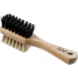 Brosse chaussure double...