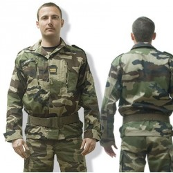 Veste militaire F2 AT camo...