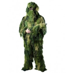 Tenue ghillie camouflage