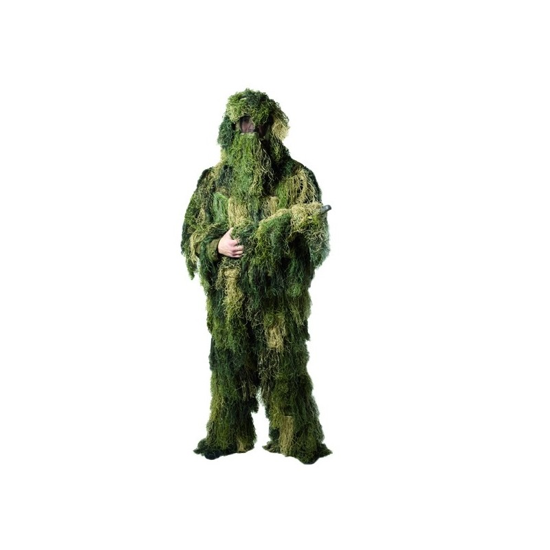 Equipement Militaire Tenue ghillie camouflage - PRO6202 - OUTDOOR