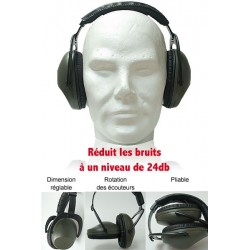 Casque pliable anti-bruit OPEX