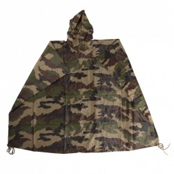 Poncho ares ripstop camouflage