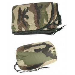 Equipement Militaire Poncho liner opex - PANLI - Campement militaire