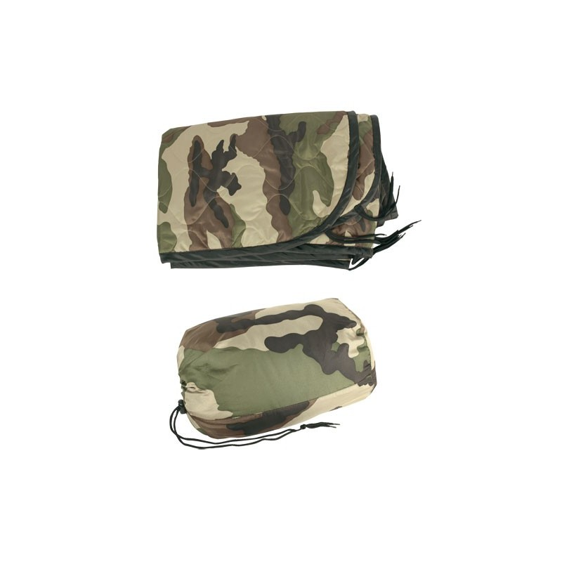 Poncho liner opex - PANLI - Campement militaire