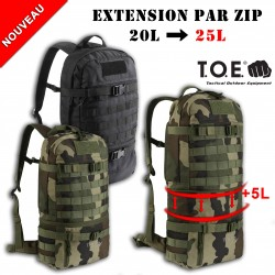 Sac à dos Sniper Extend 20L / 25 L - TOE306025-308025 - OUTDOOR