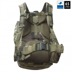 Sac à dos militaire opex 65 litres, camouflage - SD65 - OUTDOOR