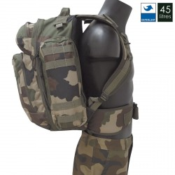 Sac à dos militaire type FELIN 45L - SDAT45 - OUTDOOR