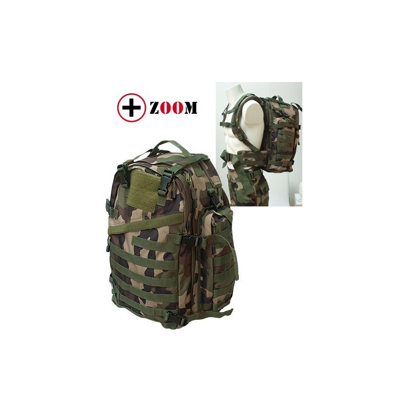 Sac à dos militaire combat pack xt opex - camouflage - SDXT40 - OUTDOOR
