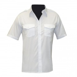Equipement Militaire Chemise pilote manches courtes - CHPIC - Chemises