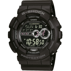 Equipement Militaire Montre Casio G-Shock GD-100-1BER - PRO6050 - OUTDOOR