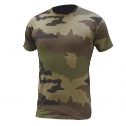 Equipement Militaire Tee-shirt militaire camouflage cooldry - TSMICDC - OUTDOOR