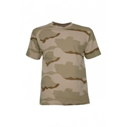 Tee-shirt militaire, différents camouflages - TR1503 - OUTDOOR