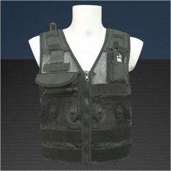 Equipement Militaire gilet police modulable patrol - GIPO - SECURITE