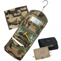Trousse de toilette militaire murale - TOE41500 4 202027 - OUTDOOR