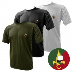 Equipement Militaire TEE-SHIRT COOLMAX ® SERIGRAPHIE - TSCOOLSERILE - Tee-Shirts / Débardeurs