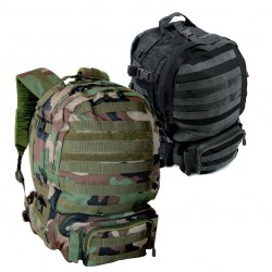 Equipement Militaire Sac a dos combat 45l ares - PRO2662-4207 - OUTDOOR