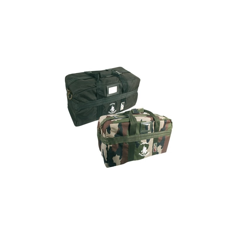 Sac TAP Légion opex camouflage - SPNCLE - Bagagerie Militaire