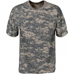 Equipement Militaire Tee-shirt camouflage AT digital - TR15143 - OUTDOOR