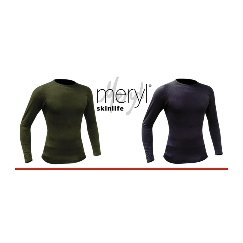 TEE-SHIRT ThermaTrek Merl 150g Manches longues - TTS150 - OUTDOOR