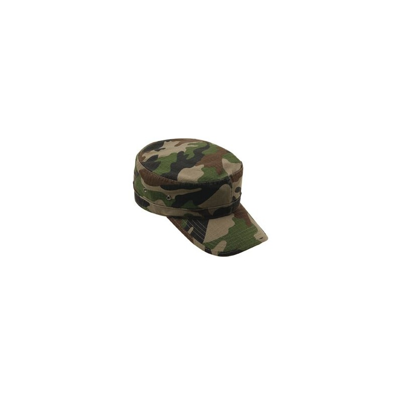 Equipement Militaire Casquette militaire type US ripstop camouflage - TR3443 - OUTDOOR