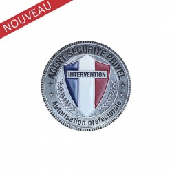 PORTE CARTE AGENT SECURITE...