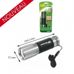 Equipement Militaire Lampe torche compact Led - LAMLCE203 - OUTDOOR