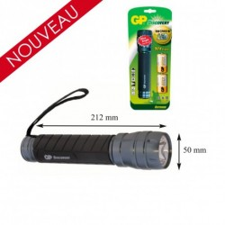 Equipement Militaire Lampe torche Outdoor LED Cree 5W - LAML404 - OUTDOOR