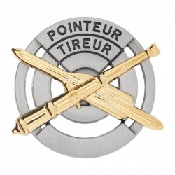 Brevet pointeur tireur