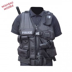 Gilet force intervention...