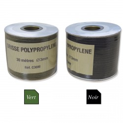 DRISSE POLYPROPYLENE 3MM X 30M