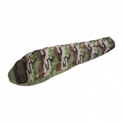 Equipement Militaire Sac de couchage XPRO ARES camouflage - PRO2686 - OUTDOOR