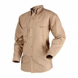 Equipement Militaire Chemise baroud light - coyote - PRO8981 - OUTDOOR