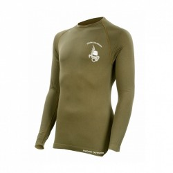 Equipement Militaire Tee shirt technical line manches longues legion - Coyote - PRO9186 - OUTDOOR