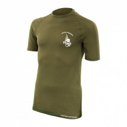 Tee shirt active line manches courtes - Coyote - PRO9176 - OUTDOOR