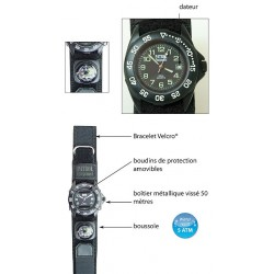 Montre Patrol - MOCAM - OUTDOOR