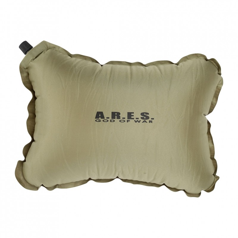 Oreiller gonflable camp pillow ARES - PRO7866 - Accueil