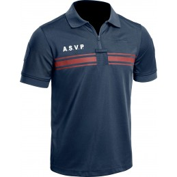 "Equipement Militaire Polo ""A.S.V.P."" P.M. ONE manches courtes - TOE202351 - T-shirt / Polo"
