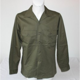 Equipement Militaire Chemise US Army- taille L - FDIV CUSARMY - Chemises