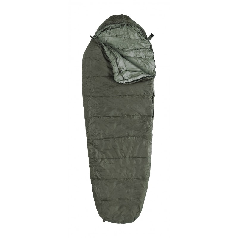 Equipement Militaire Sac de couchage thermobag 400 GRAND FROID - TR2762 vert - Couchage