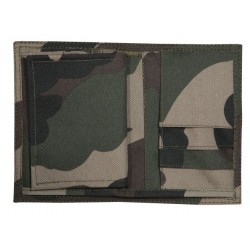 Porte feuille militaire camouflage CE - TR2729 - OUTDOOR