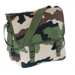 Musette militaire camouflage CE - TR2706 - OUTDOOR